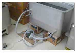 脱気・マイクロバブル発生装置(液循環システム)